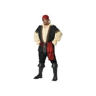 Authentic Plus Size Pirate Costume