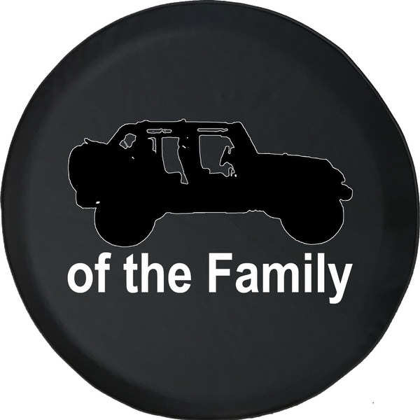 Spare Tire Cover Sheep Of The Family