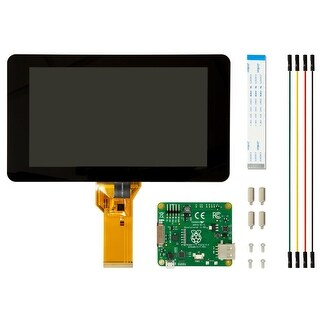 "NEW - New Raspberry Pi 7"" Touchscreen 800x480 Display"