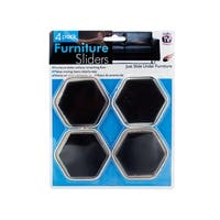 Furniture Sliders - Pack of 24