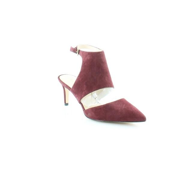 Nine West Salinda Women's Heels Dk Red