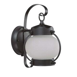 Nuvo Lighting 60/3943 Single Light Down Lighting Outdoor Wall Sconce - textured black