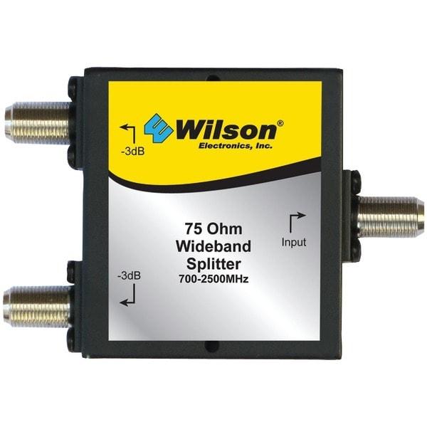 Wilson Electronics 859993 75Ohm 2-Port Splitter