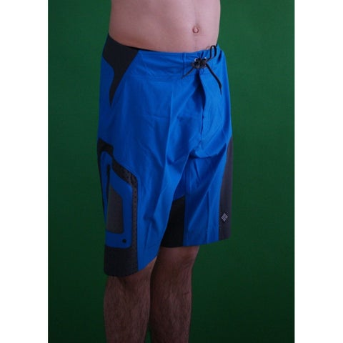 Columbia Drain Maker Shorts Mens - compass blue - 30
