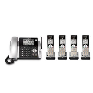 """""""AT&T CL84215 plus (2) CL80115 Corded / Cordless Phone"""""""