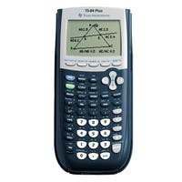 Texas Instruments 078653 Ti-84 Plus Graphing Calculator