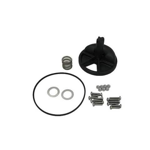 "7"" Silver and Black DV6 and DV7 Jacuzzi Valve Diverter Repair Kit"