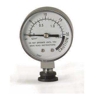 Presto 85729 Pressure Canner Steam Gauge