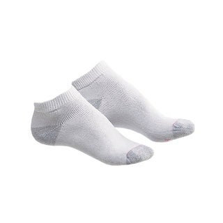Hanes Women's Low Cut Cushion Socks 6-Pack - 9-11