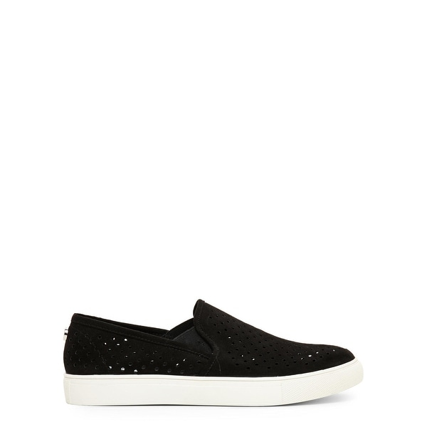 Steve Madden Womens owen Low Top Slip On Fashion Sneakers - 9