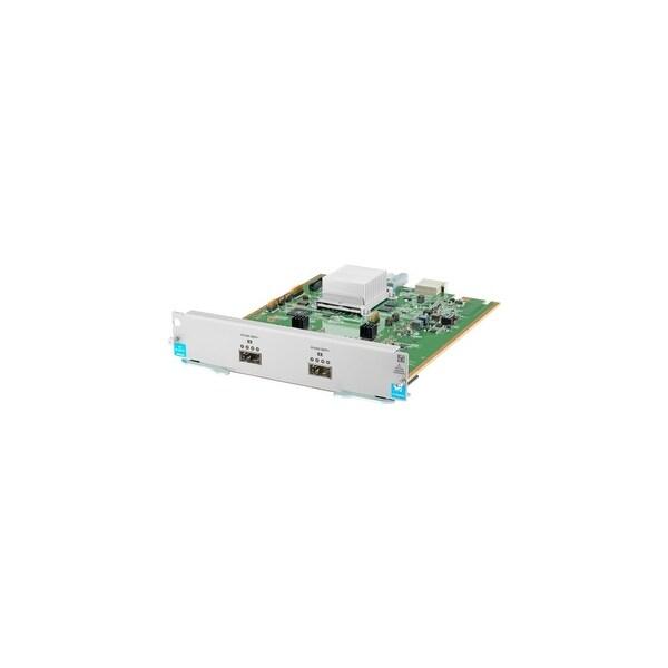 HP J9996A 2-port 40GbE QSFP Plus v3 zl2 Module