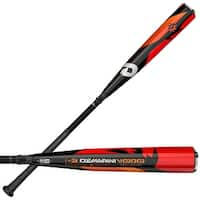 2018 DeMarini Voodoo Balanced BBCOR -3 Baseball Bat, 30/27 oz