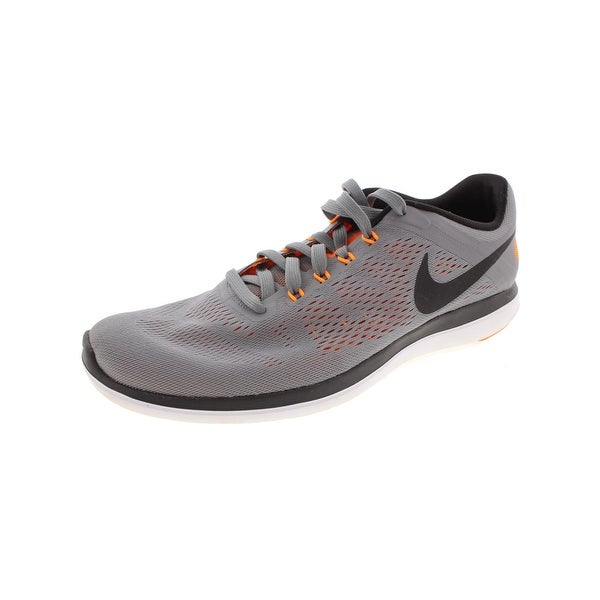 Shop Nike Mens Flex 2016 RN Running Shoes FitSole Supportive - Free ... 96b49479a1dd4
