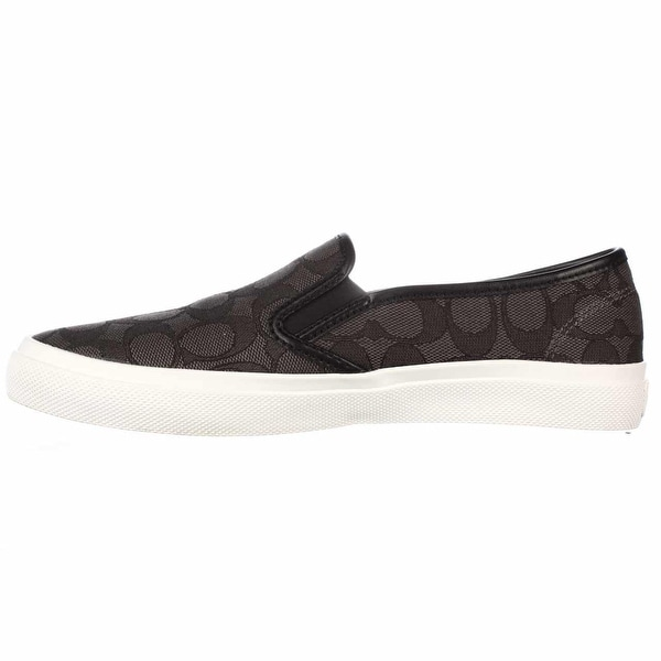 Coach Chrissy Slip-On Fashion Sneakers