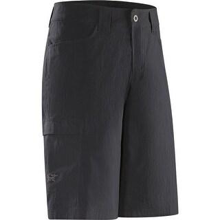 Arc'teryx Rampart Long Short, Mens, Black (5 options available)