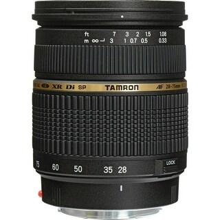 Tamron A09 SP AF 28-75mm f/2.8 XR Di LD Aspherical (IF) Macro Zoom (International Model)