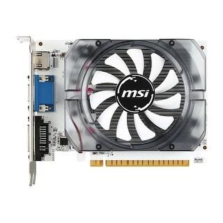 Msi N730 2Gd3v3 Geforce Gt 730 Fermi Ddr3 128-Bit 2Gb Directx 12