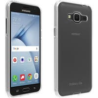 Verizon Shell Case for Samsung Galaxy J3 V - Clear