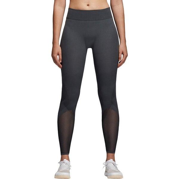 dd3450265f526 Shop Adidas Womens Athletic Leggings Fitness Yoga - Free Shipping On ...