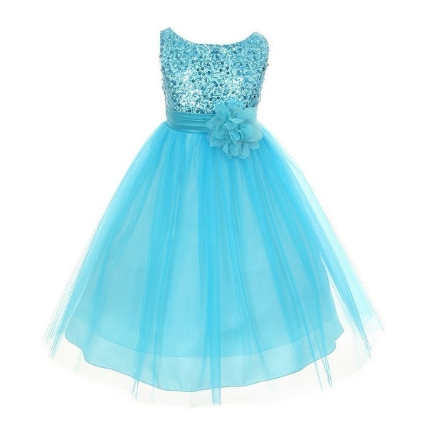 72c76894fce Turquoise Flower Girl Dresses – Fashion dresses