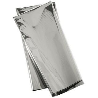 "Sophisti Wrap 18""X30"" 3/Pkg-Silver - Silver"
