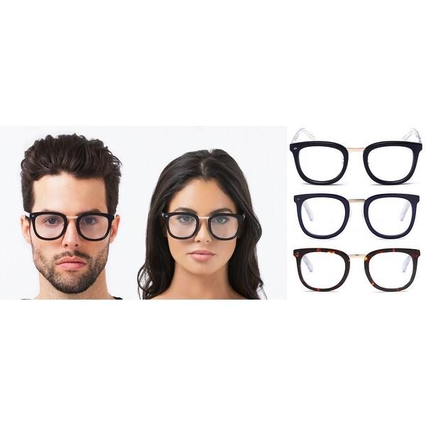 0c75188c03 PRIVÉ REVAUX The Alchemist Limited Edition Handcrafted Designer Eyeglasses  With Anti Blue-Light Blocking Lenses