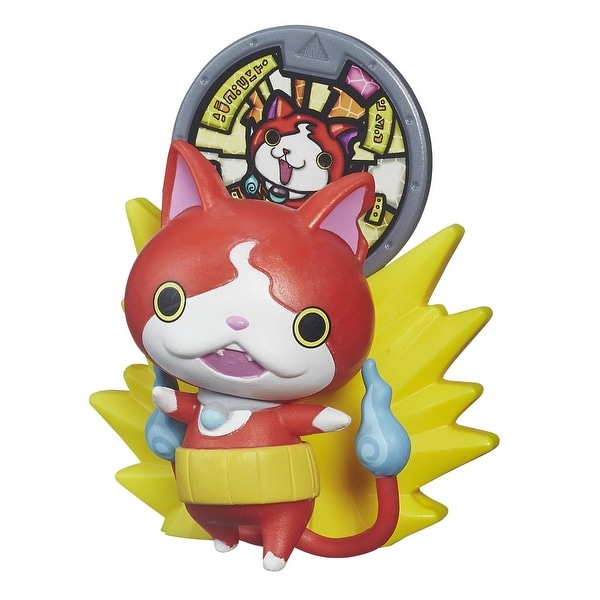 Yo-kai Watch Medal Moments: Jibanyan - multi
