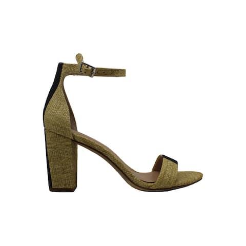 INC International Concepts Women's Shoes kivah20 Open Toe Ankle Strap D-orsay Pumps - 7