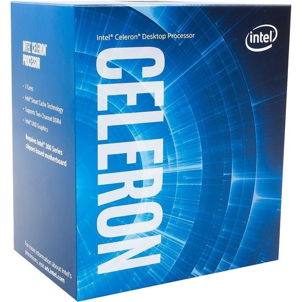 Intel Celeron G4900 3.1Ghz Lga1151 300 Series 54W Desktop Processor - Bx80684g4900