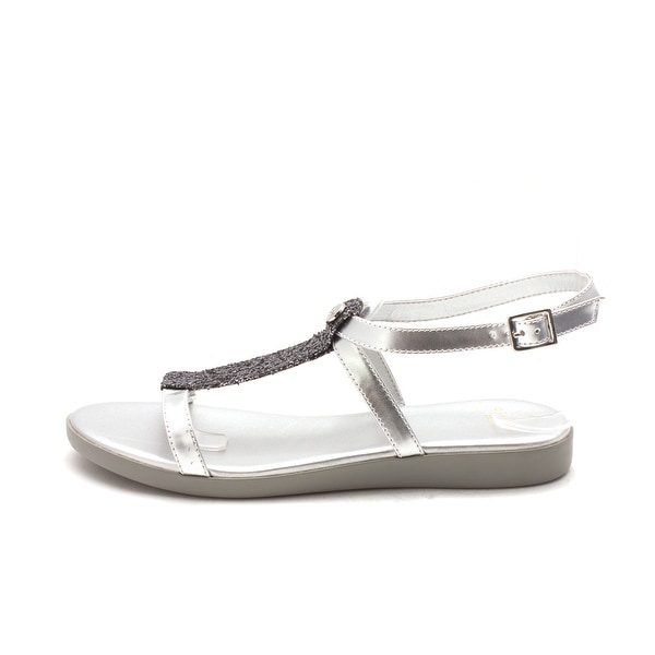 Cole Haan Womens CH1791 Open Toe Special Occasion Slide Sandals - 6