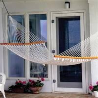 Pawleys Island Hammocks 12OC Single Original Cotton Rope Hammock