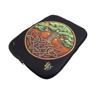 Celtic Tree of Life Neoprene iPad Sleeve