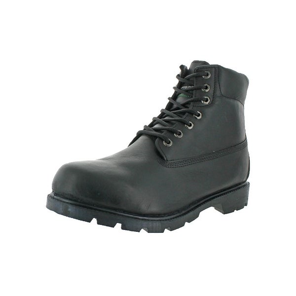 Rubicon Mens Work Boots Leather Thermolite