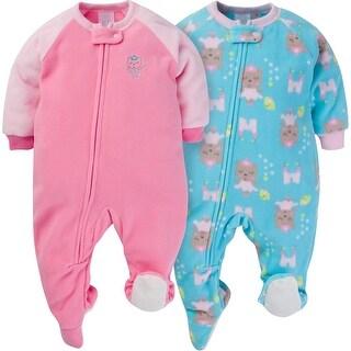 Gerber Baby 2 Pack Blanket Sleeper