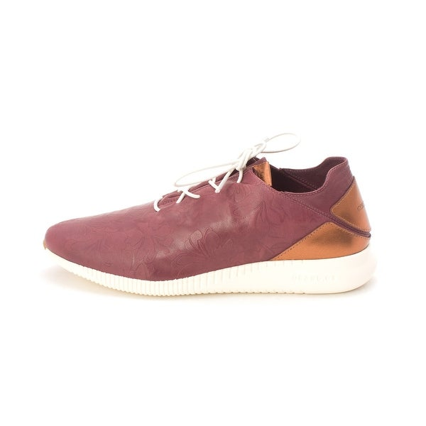 Cole Haan Womens Wilmasam Low Top Lace Up Fashion Sneakers - 6