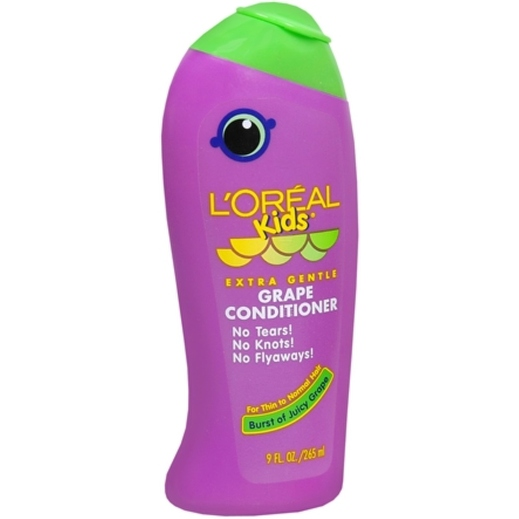 L'Oreal Kids Extra Gentle Grape Conditioner 9 oz