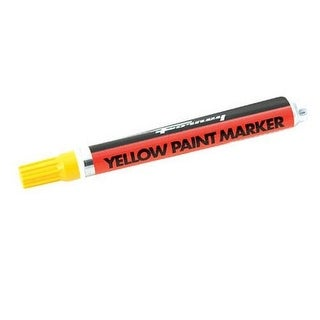 Forney 60315 Permanent Paint Marker, Yellow