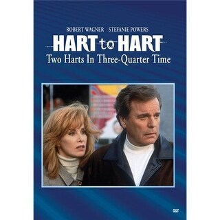 Hart To Hart: Two Harts In Three Quarter Time DVD Movie
