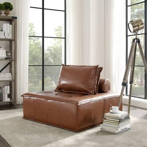 Art-Leon Modern Square Modular Sectional Sofa