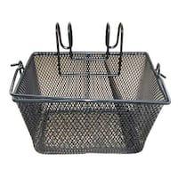 Evo E-Cargo Lift-Off Steel Mesh Bicycle Handlebar Basket - HT-117-1