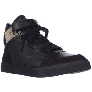 madden girl Adorree Fashion Sneakers - Black