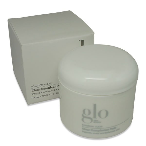 Glo Skin Beauty Clear Complexion Pads 2.5 Oz
