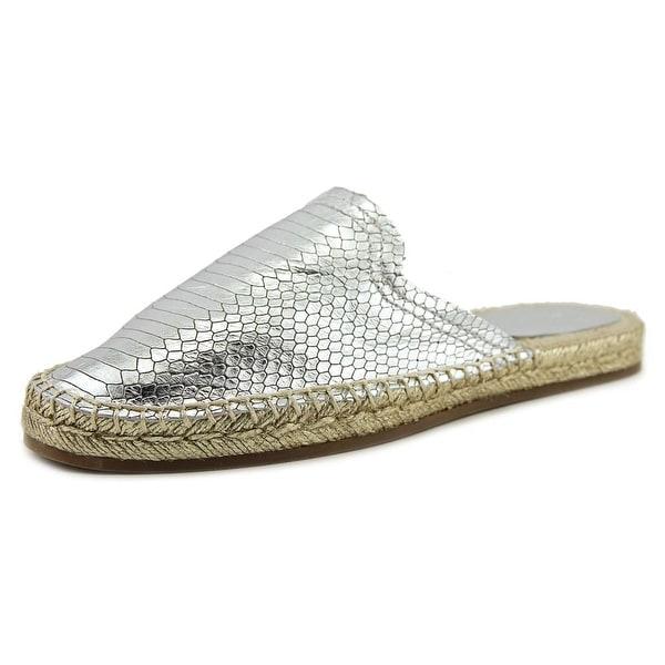 Aldo Mandria Women Silver Sandals