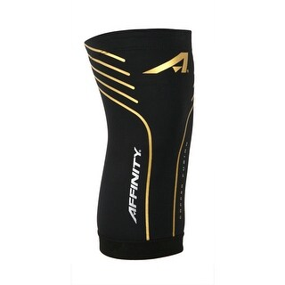 Affinity Copper Fusion Compression Knee Sleeve Large