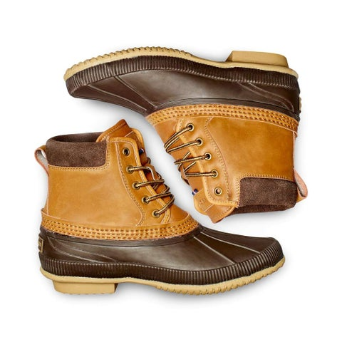 Tommy Hilfiger Mens Charlie Leather Closed Toe Ankle Cold Weather Boots - 13