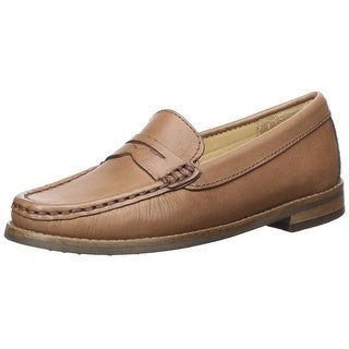 Link to Driver Club USA Kids' Leather Boys/Girls Casual Comfort Slip on Moccasin Penn... Similar Items in Golf Shoes