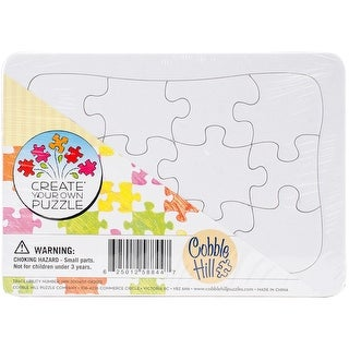 """Create Your Own Postcard Size Puzzle 7""""X5""""-"""