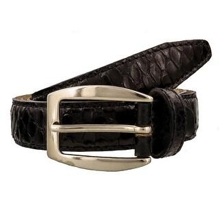 Renato Balestra PAREA NR Genuine Python Ladies Belt
