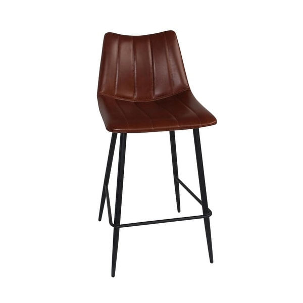 Shop Moes Home Collection Uu 1003 Alibi 50 Inch Tall Metal Bar Stool