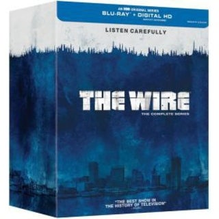 Wire: The Complete Series [BLU-RAY]